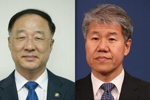 Tổng thống Moon Jae-in thay thế hai quan chức kinh tế chủ chốt