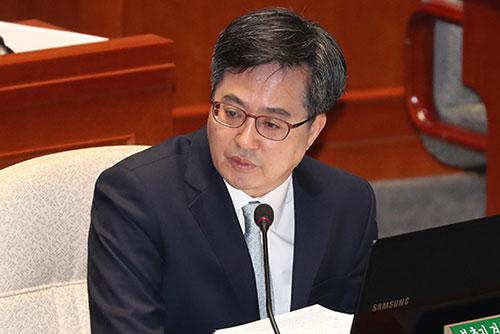 Präsident Moon wird möglicherweise heute neuen Finanzminister designieren