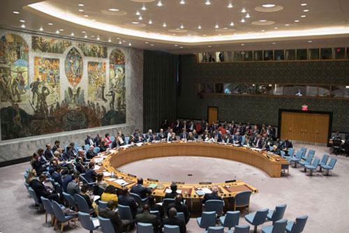 Komite Sanksi Dewan Keamanan PBB untuk Korea Utara Izinkan Pengiriman Barang Kemanusiaan ke Korea Utara