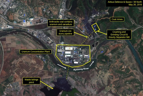 38 North: No Further Dismantlement Activity at N. Korea's Missile Site