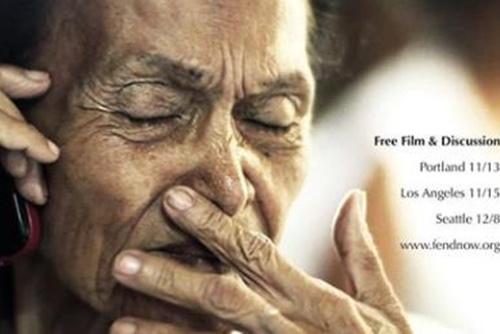 Femmes de réconfort : un film documentaire à l'affiche dans un quartier japonais de Los Angeles