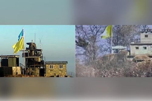 南北韩从非军事区试点拆除哨所撤出全部兵力和武器