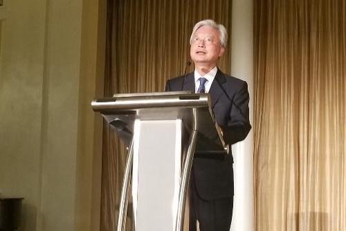 L'ambassadeur sud-coréen à Washington plébiscite la confiance mutuelle des deux Corées