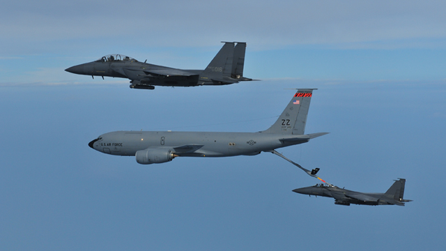S. Korean Air Force to Receive First Refueling Tanker Monday