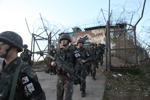 North and South Koreas begin destroying border guard posts
