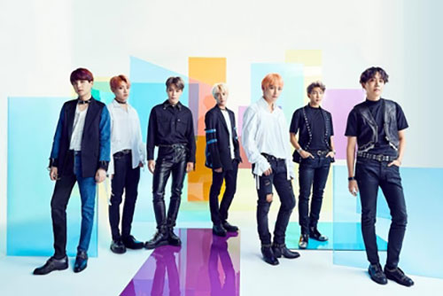 BTS Takes 8th Spot on Billboard's Year-End Charts