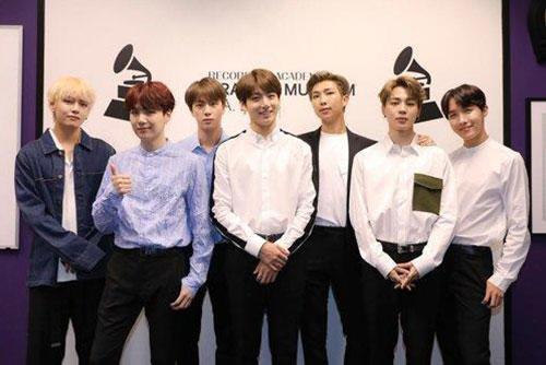 """BTS giành 4 giải thưởng tại lễ trao giải """"People's Choice Award"""""""