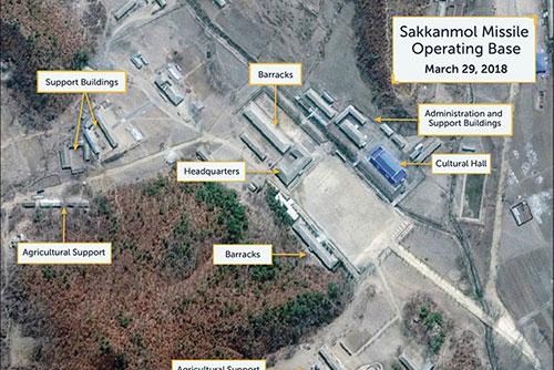 Präsidialamt bagatellisiert CSIS-Bericht über Raketenstützpunkte in Nordkorea