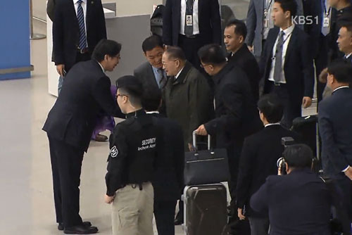 Two N. Korean Officials Cancel Visit to S. Korea