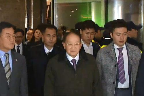 Nordkoreas Delegation beginnt Besuchsprogramm in Südkorea