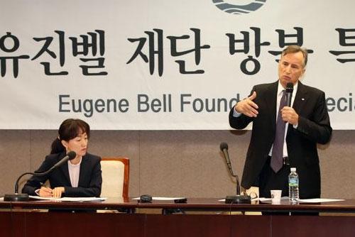 Фонд Юджина Белла указал на проблему с туберкулёзом в КНДР