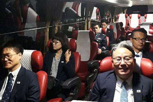 Nordkorea schlägt innerkoreanische Flugrouten vor
