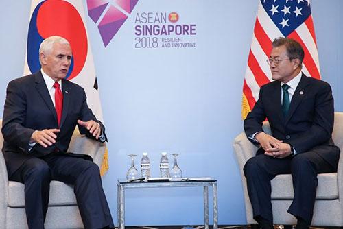 """""""Mỹ-Triều đang thảo luận về thời gian, địa điểm hội nghị thượng đỉnh"""""""