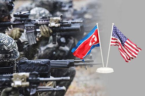 La Corée du Nord critique les armées de la Corée du Sud et des Etats-Unis