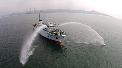 S. Korea, China to Jointly Crack Down on Illegal Fishing in Western Waters