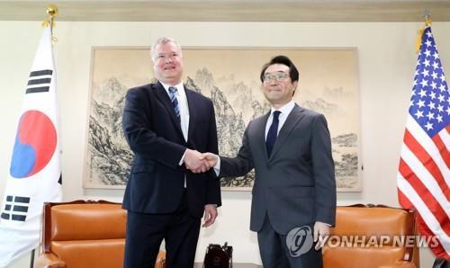 韓米作業部会が初会合 南北協力の制裁免除につながるか
