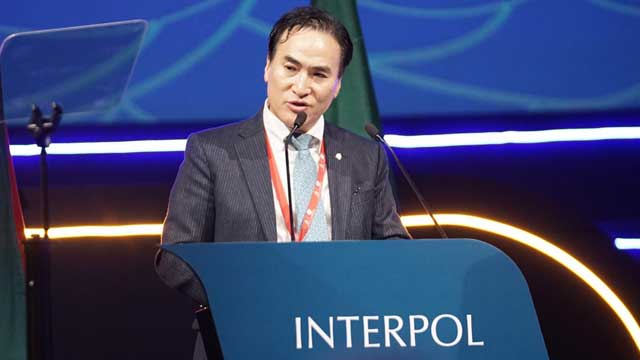 South Korean Kim Jong-yang Elected New Head of Interpol