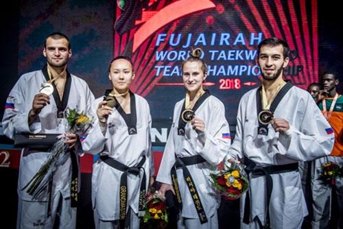 Coupe du monde de taekwondo : la Corée du Sud rentre bredouille