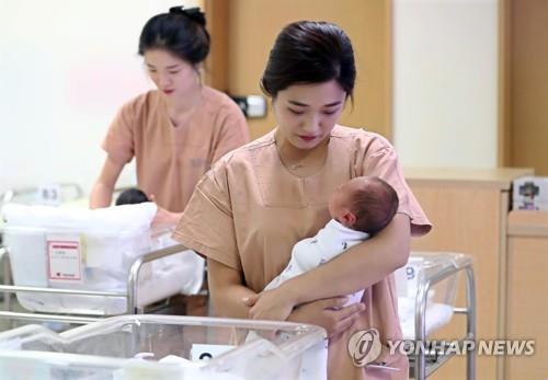 合計特殊出生率 7-9月期は0.95