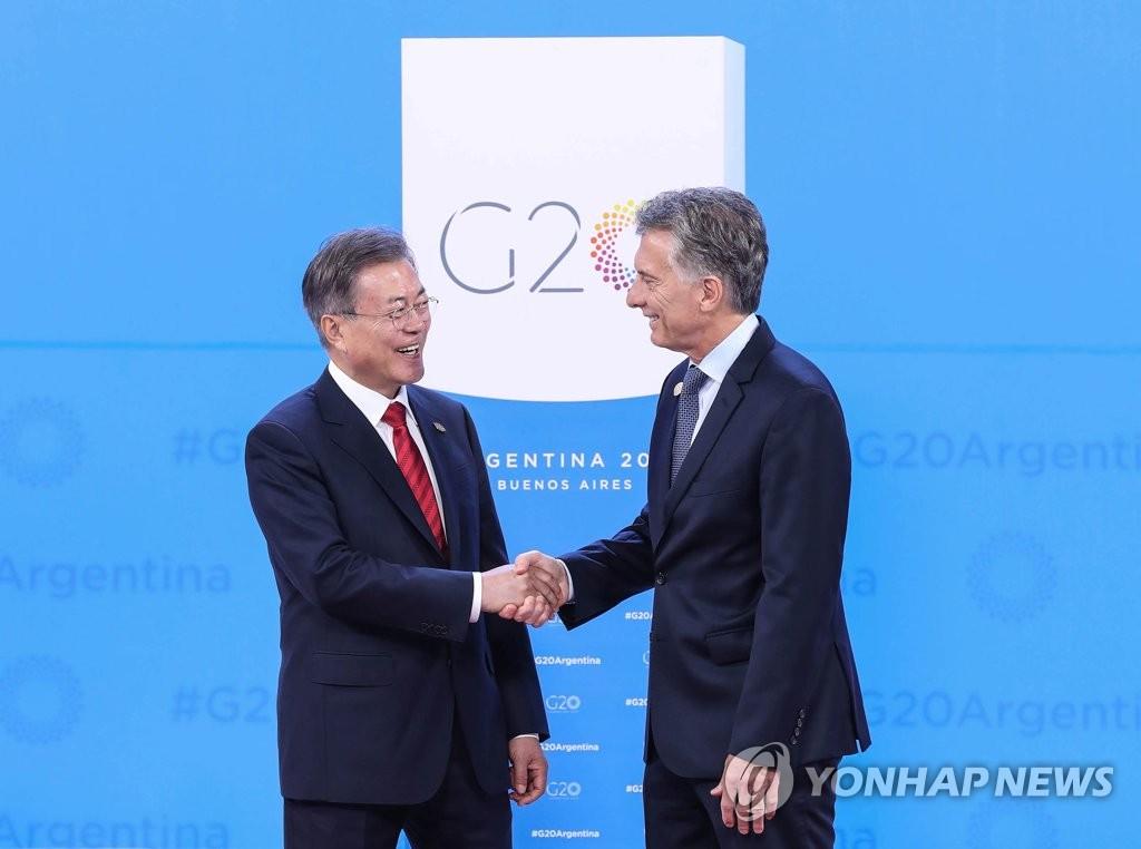 Südkorea und Argentinien einigen sich auf Ausbau der Handelsbeziehungen