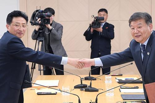 Les deux Corées transmettront en février au CIO leur intention d'organiser ensemble les JO d'été de 2032