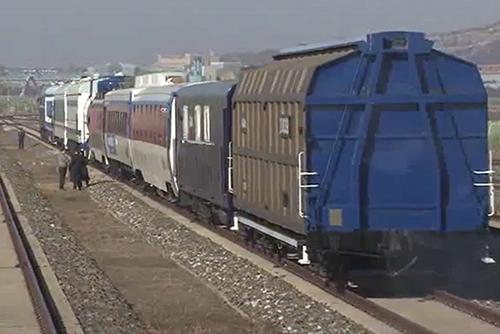 남북 8일부터 동해선 철도 공동조사