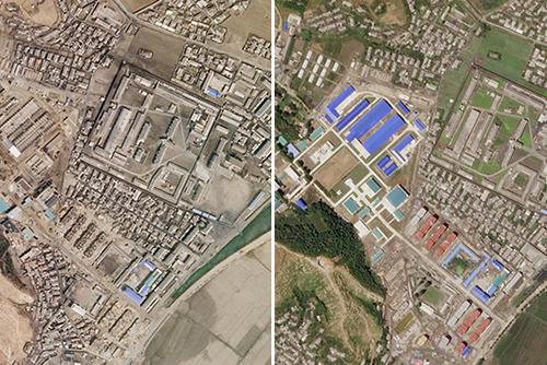 CNN: Neue Satellitenbilder zeigen Aktivitäten auf unbekannter Raketenbasis Nordkoreas