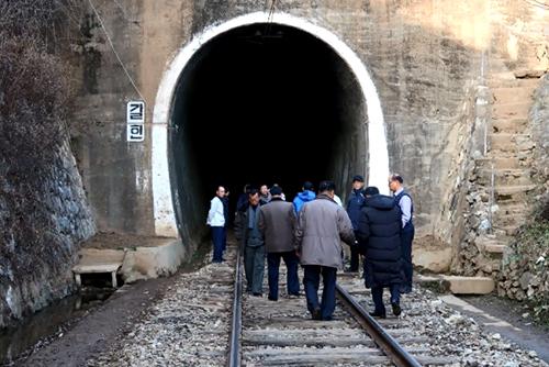 Connexion ferroviaire intercoréenne : retour des inspecteurs sud-coréens