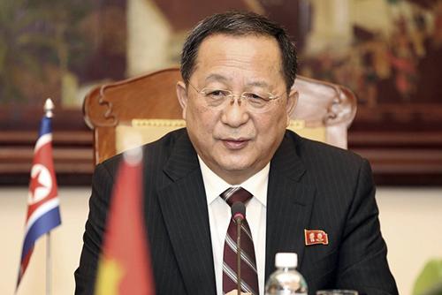 Nordkoreas Außenminister besucht China