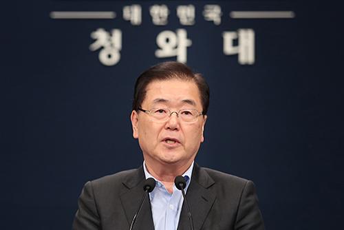 청와대, NSC 상임위 개최 … 한미 방위비 분담 관련 대책 논의