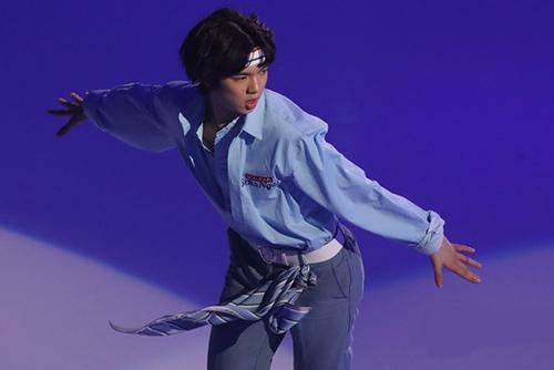 Figure Skater Cha Jun-hwan Finishes 4th in Men's Short Program at Grand Prix