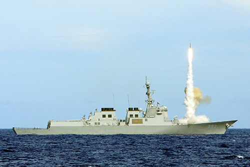 S. Korean Military to Boost Missile Defense Capabilities