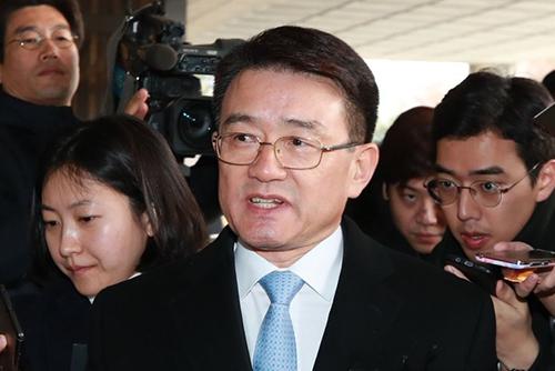 '세월호 유가족 사찰' 의혹 이재수 전 기무사령관 투신 사망
