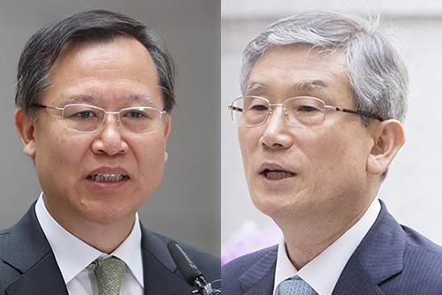法院驳回前大法官朴炳大和高永銲逮捕令申请
