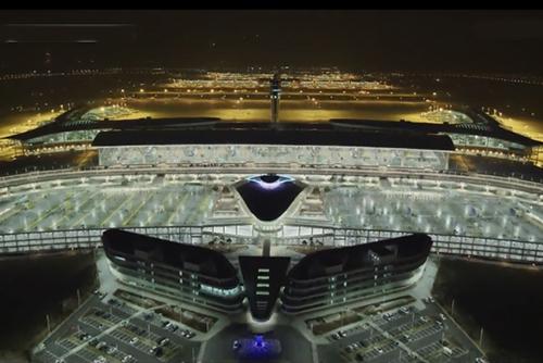 Paramount Themenpark wird nahe Flughafen Incheon gebaut