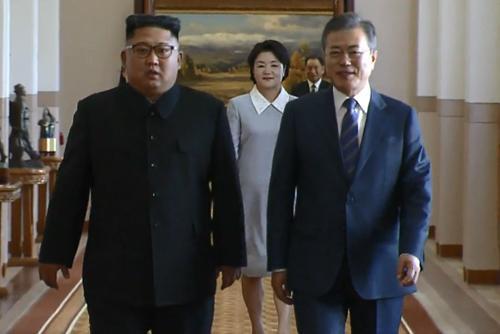 Abwesenheit von Kim Jong-un bei Zeremonie sorgt für Spekulationen hinsichtlich Seoul-Besuchs