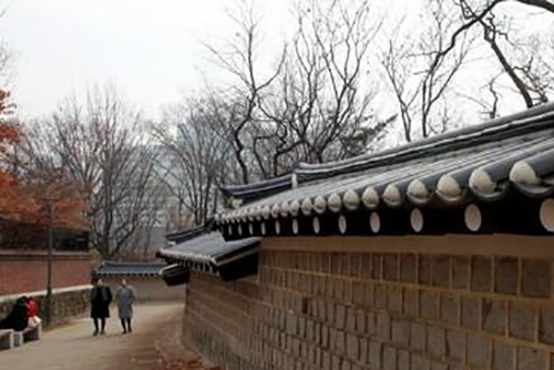 Deoksu Palace's Stonewall Road Fully Opened to the Public