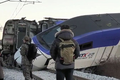 'Faulty Railroad Switch System Caused Derailment'