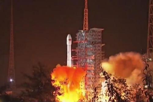 중국 '창어4호' 발사...인류 최초 달 뒷면 탐사