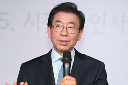 """박원순 """"2032년 서울-평양올림픽 가능성 높아…평화 완성판"""""""