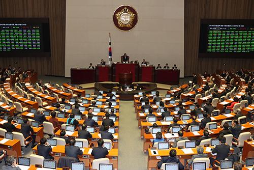 국회의원 세비 2년 연속 올려…내년 1.8% 인상