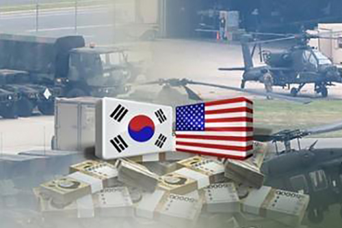 S. Korea, US Resume Military Cost-Sharing Talks
