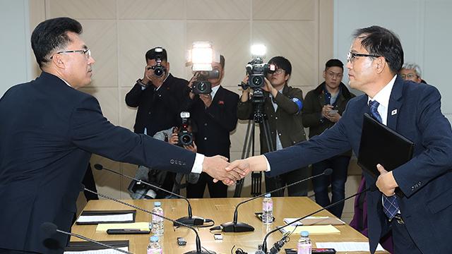 Südkoreanische Delegation besucht Nordkorea für Gespräche über Forstkooperation