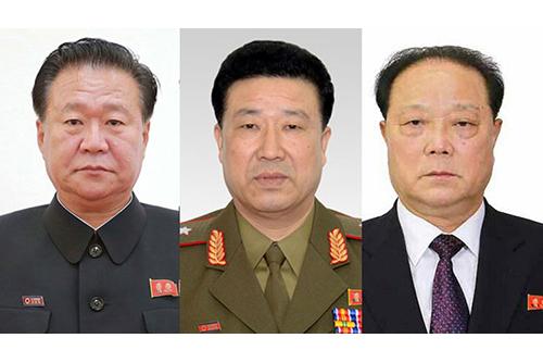 США внесли в санкционный список трёх членов руководства КНДР