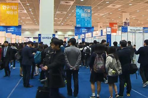 韓米の失業率 17年ぶりに逆転