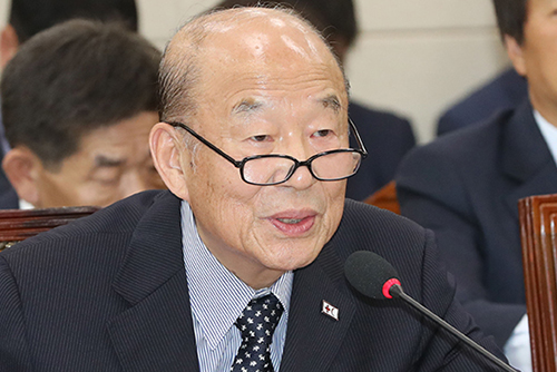 朴庚绪:南北韩红十字会就离散家属视频会面问题进行协调
