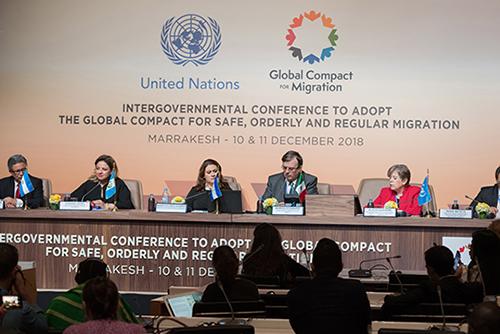 La Corée du Sud participe au Pacte mondial des migrations