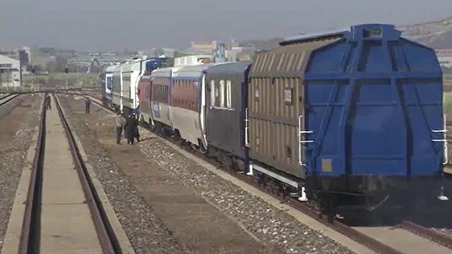 南北韩商定26日举行铁路公路项目动工仪式