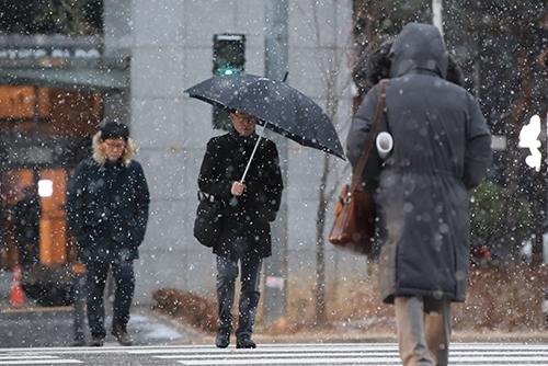 Heavy Snow to Hit S. Korea