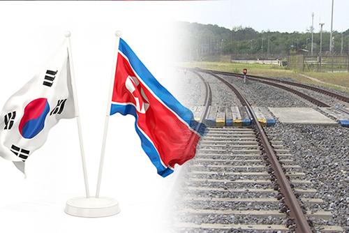 Koreas sprechen über Grundsteinlegung für Eisenbahn- und Straßenverbindung